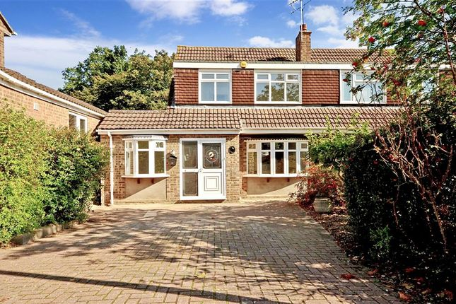 Thumbnail Semi-detached house for sale in Magnolia Way, Pilgrims Hatch, Brentwood, Essex