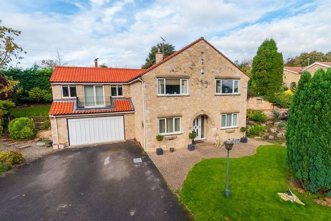 Thumbnail Detached house for sale in Linton Road, Wetherby