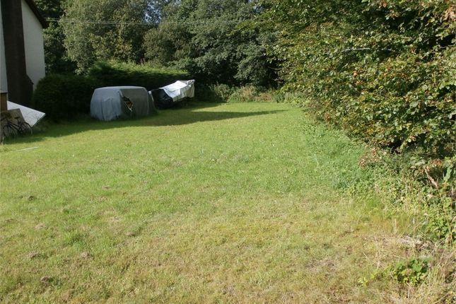 Land for sale in Cysgod Y Bannau, Pontrhydfendigaid, Ystrad Meurig, Ceredigion