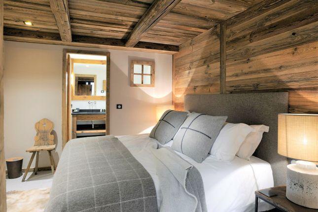 Chalet Bedrooms of Saint Martin De Belleville, Savoie, France