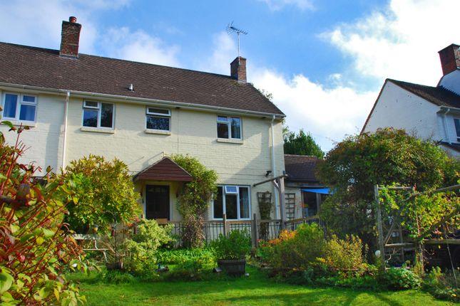 Thumbnail Semi-detached house to rent in Rockbourne, Fordingbridge, Hampshire