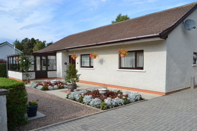 Thumbnail Detached bungalow for sale in 13 Adam Drive, Forres