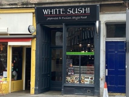 Restaurant/cafe to let in Crighton Place, Edinburgh