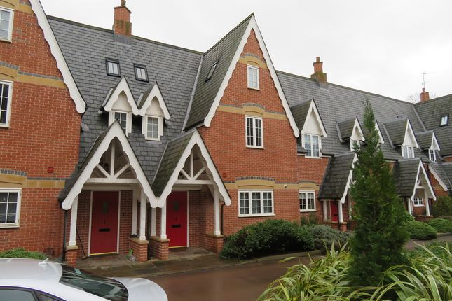 Thumbnail Town house to rent in Frome Court, Bartestree, Hereford