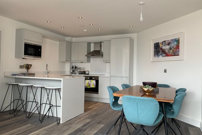 Thumbnail Flat to rent in Bridgewater House, Park Road, Timperley, Cheshire