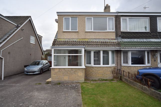 Thumbnail Semi-detached house to rent in Mearness Drive, Ulverston, Cumbria