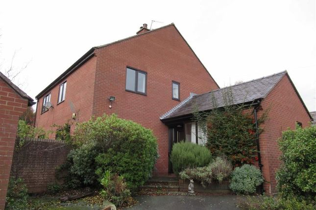 Thumbnail Detached house to rent in The Rectory, Lions Bank, Montgomery, Powys