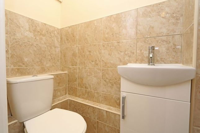 Guest Cloakroom of Loriner Place, Downs Barn, Milton Keynes MK14