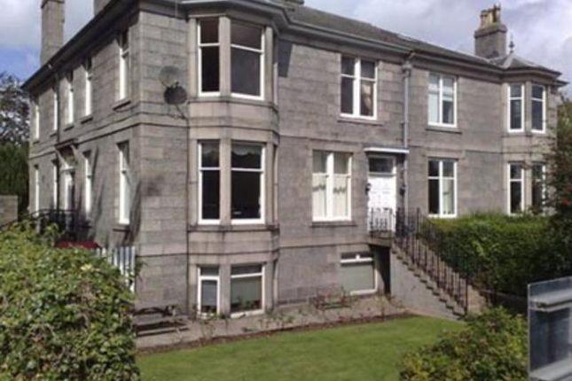 Thumbnail Flat to rent in St Devenicks Terrace, Aberdeen