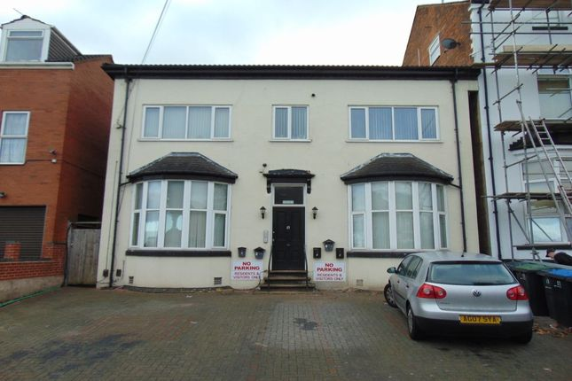 Thumbnail Flat to rent in Victoria Road, Stechford, Birmingham