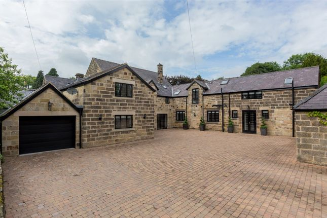 Thumbnail Detached house for sale in Stretton Cottage, Highstairs Lane, Stretton, Derbyshire