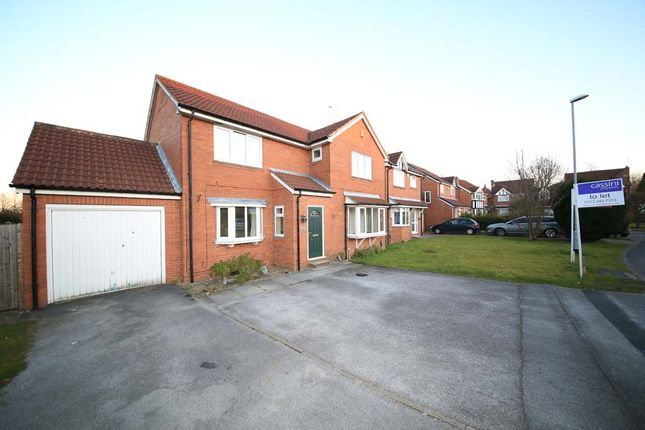 Thumbnail Detached house to rent in The Spinney, Moortown, Leeds