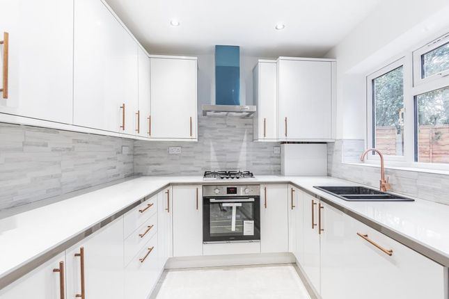 Kitchen of Post Office Lane, George Green, Slough SL3