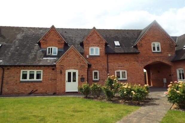 Thumbnail Mews house to rent in Cliftonthorpe, Ashby-De-La-Zouch