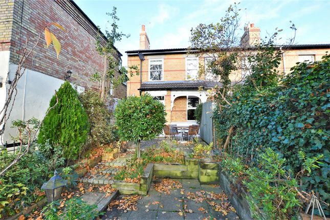 Thumbnail End terrace house for sale in St. Johns Terrace, Radcliffe Road, Stamford