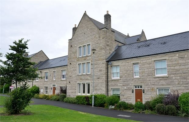 Thumbnail Flat for sale in Chains Drive, Corbridge