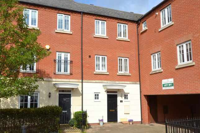 Thumbnail Terraced house for sale in Banks Court, Eynesbury Manor, St Neots, Cambridgeshire