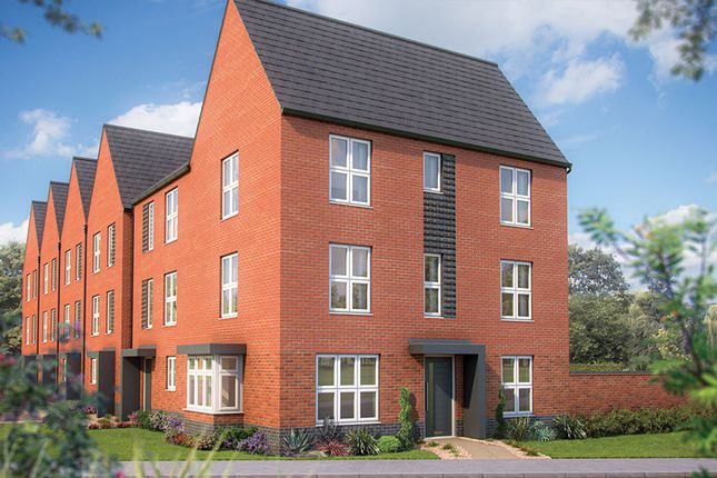 """3 bed semi-detached house for sale in """"The Senator"""" at Heyford Park, Camp Road, Upper Heyford, Bicester OX25"""