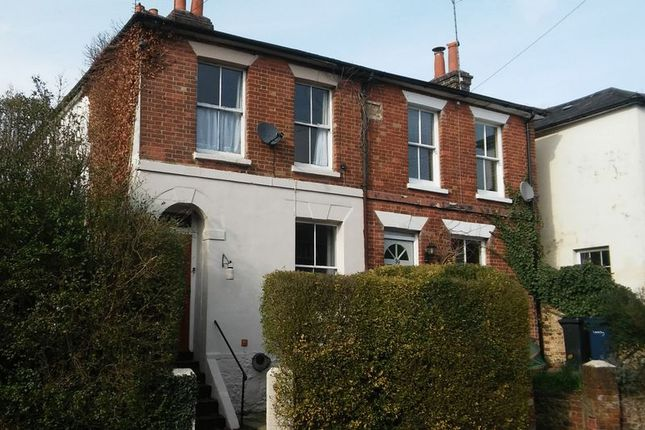 Thumbnail Flat to rent in Guildford Road, Farnham