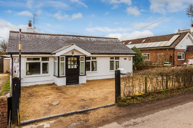 Thumbnail Detached bungalow for sale in Pootings Road, Crockham Hill