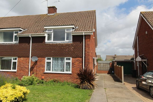 Thumbnail Semi-detached house to rent in Chiltern Close, Whitchurch, Bristol