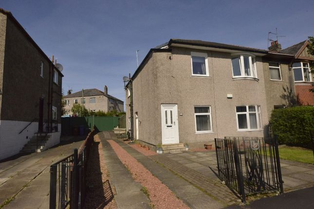 Thumbnail 3 bed flat for sale in Dundee Drive, Glasgow