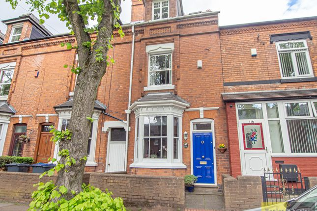 Thumbnail Terraced house for sale in Somerset Road, Handsworth Wood, Birmingham