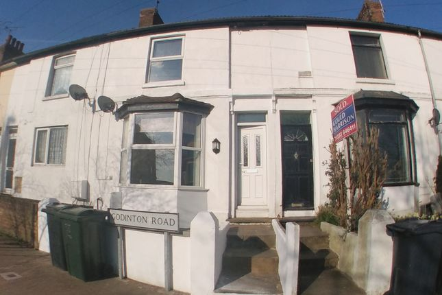 Thumbnail Terraced house to rent in Godinton Road, Ashford, Kent