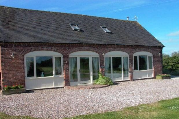Thumbnail Barn conversion to rent in Dapple Heath, Rugeley