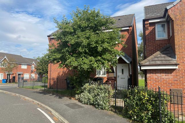 Thumbnail Flat to rent in Wood Close, Westvale