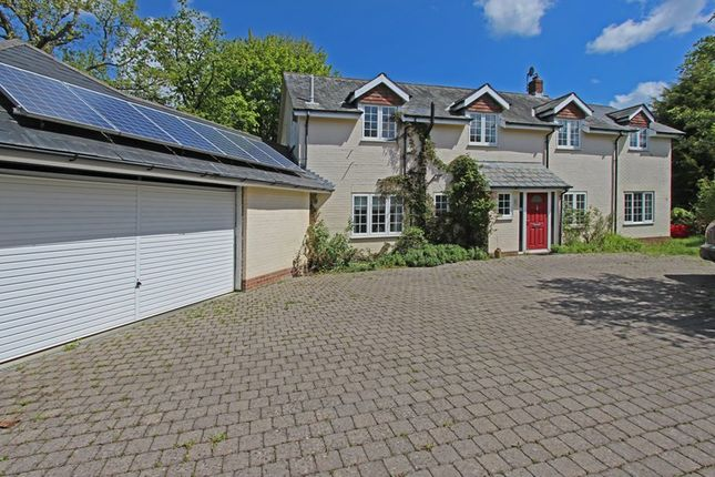 Thumbnail Country house for sale in Adlams Lane, Sway, Lymington, Hampshire