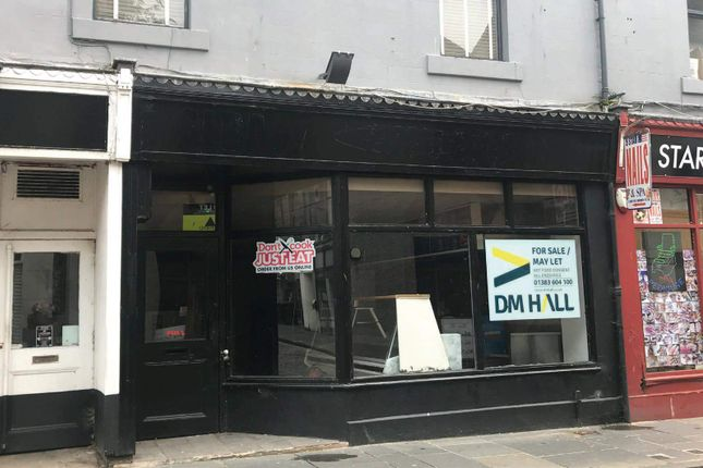Thumbnail Retail premises for sale in Bruce Street, Dunfermline
