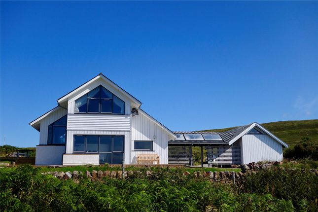 Thumbnail Detached house for sale in North Erradale, Gairloch, Ross-Shire
