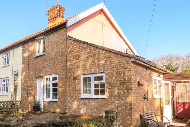 2 bed cottage for sale in Hog Lane, Blackheath, Wenhaston, Halesworth
