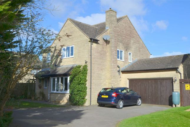 Thumbnail Detached house for sale in Tanglewood Way, Chalford, Stroud, Gloucestershire