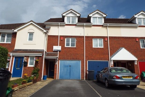 Thumbnail Terraced house to rent in Woodmans Crescent, Honiton