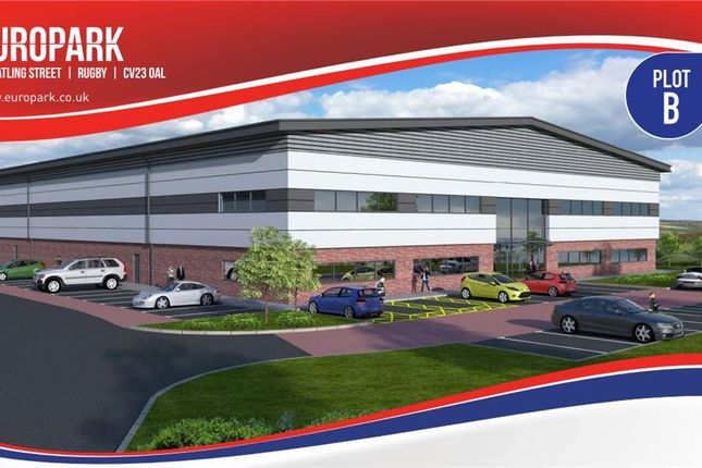 Thumbnail Business park to let in Europark Watling Street, Rugby, Rugby, Warwickshire