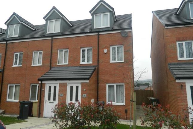 Thumbnail Town house to rent in Academy Way, Lostock, Bolton