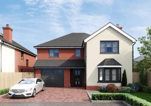 Thumbnail Detached house for sale in Wynchwood Gardens, Wynchwood Lane, Shefford