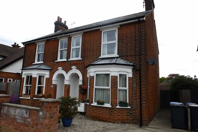 3 bed semi-detached house for sale in Marlborough Road, Ipswich, Suffolk
