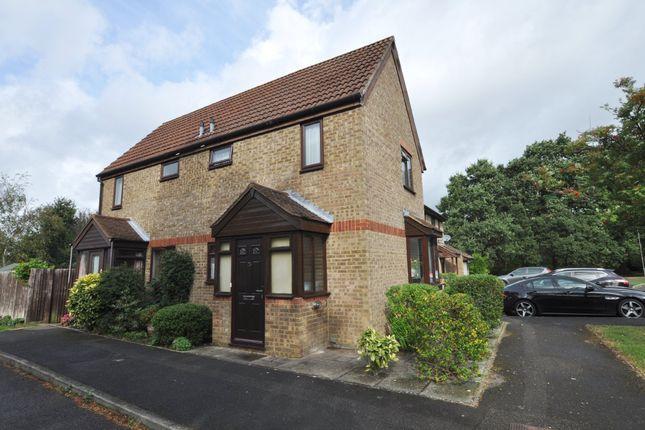Thumbnail End terrace house for sale in Hanson Close, Burpham, Guildford