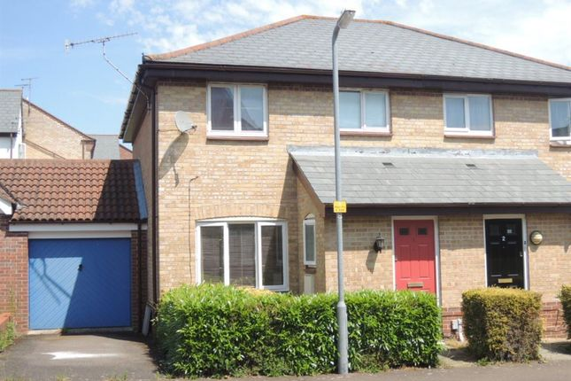 Thumbnail Property to rent in Brickmakers Lane, Colchester