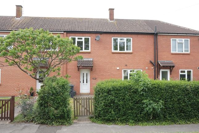 3 bed terraced house for sale in Swallow Crescent, Innsworth, Gloucester
