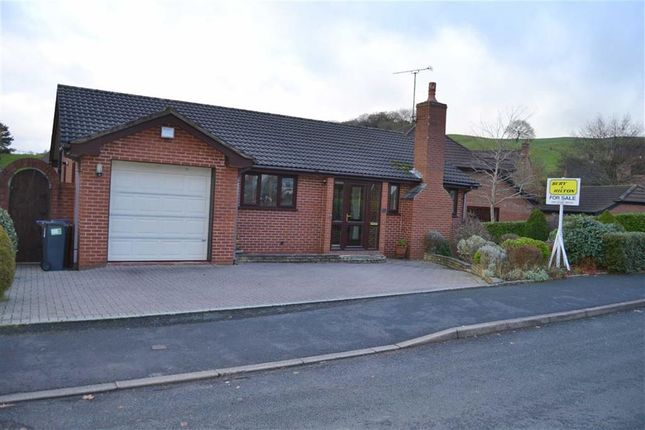 Thumbnail Detached house for sale in Sandybrook Lane, Birchall, Leek