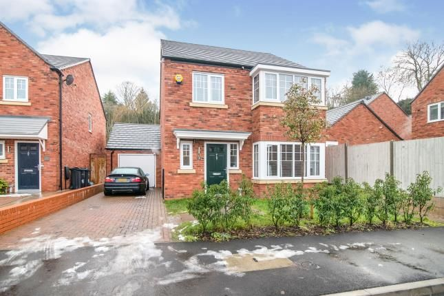 Thumbnail Detached house for sale in Hawthorn Way, Birmingham, West Midlands