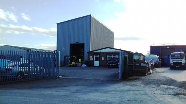 Light industrial for sale in Land And Buildings, Clayfields Industrial Estate, Tickhill Road, Balby, Doncaster