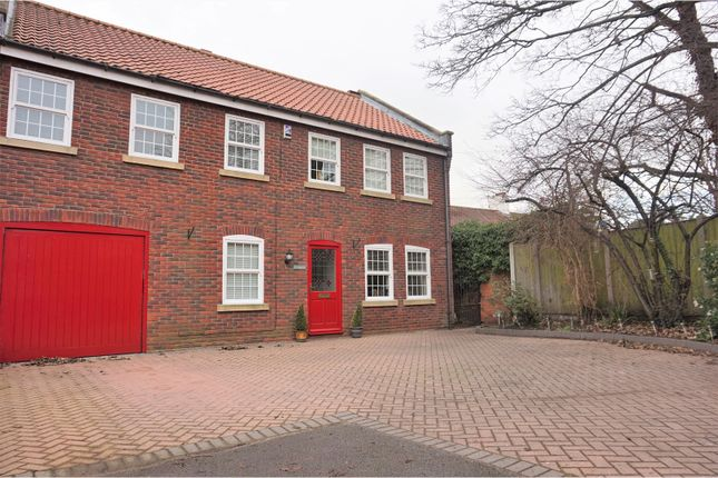 Thumbnail Semi-detached house for sale in High Street, Hatfield, Doncaster