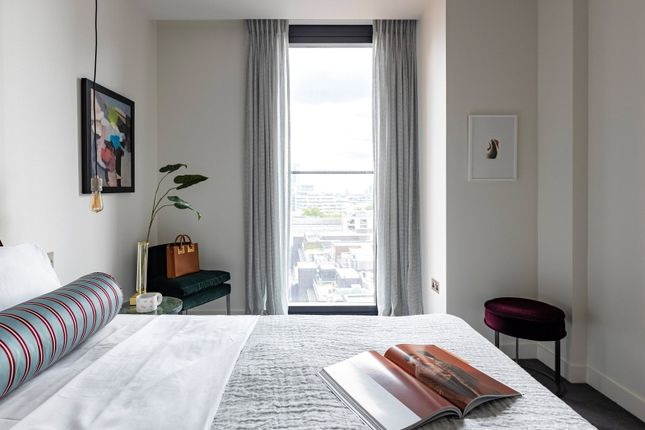 Bedroom of One Crown Place, Hackney EC2A
