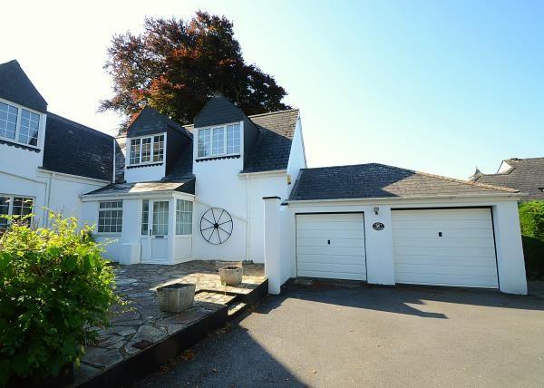 Thumbnail Property for sale in Gable Cottage, Newton Road, Totnes, Devon