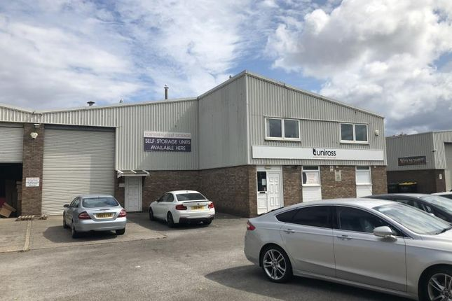 Thumbnail Industrial to let in Unit 4, Unit 4, Portishead Business Park, Old Mill Road, Portishead
